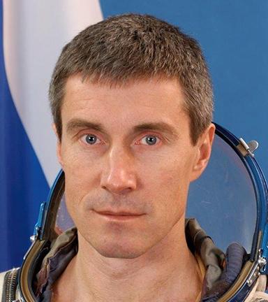 Sergey Krikalev