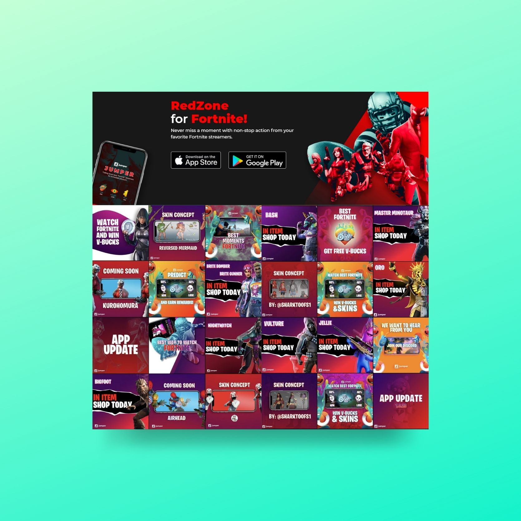 Shapeshift Gaming Marketing Work