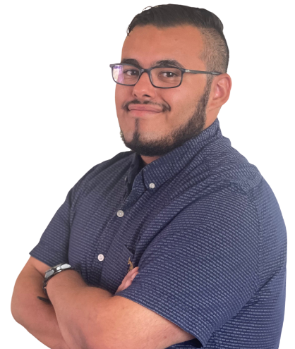 Photo of Anthony Marquez, the founder & CEO of Marqz Marketing & Media.
