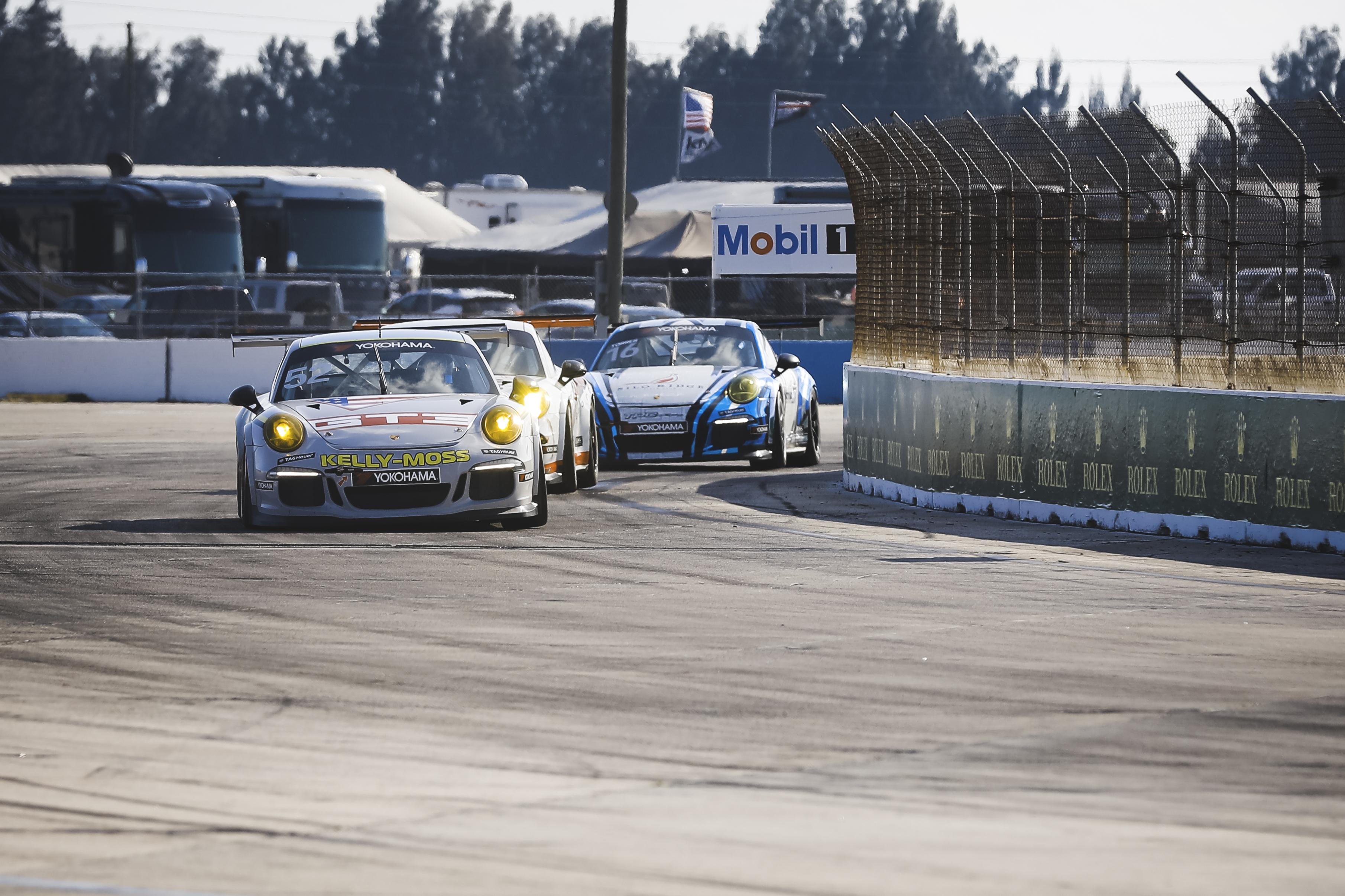 Porsche Sprint Challenge Event Image