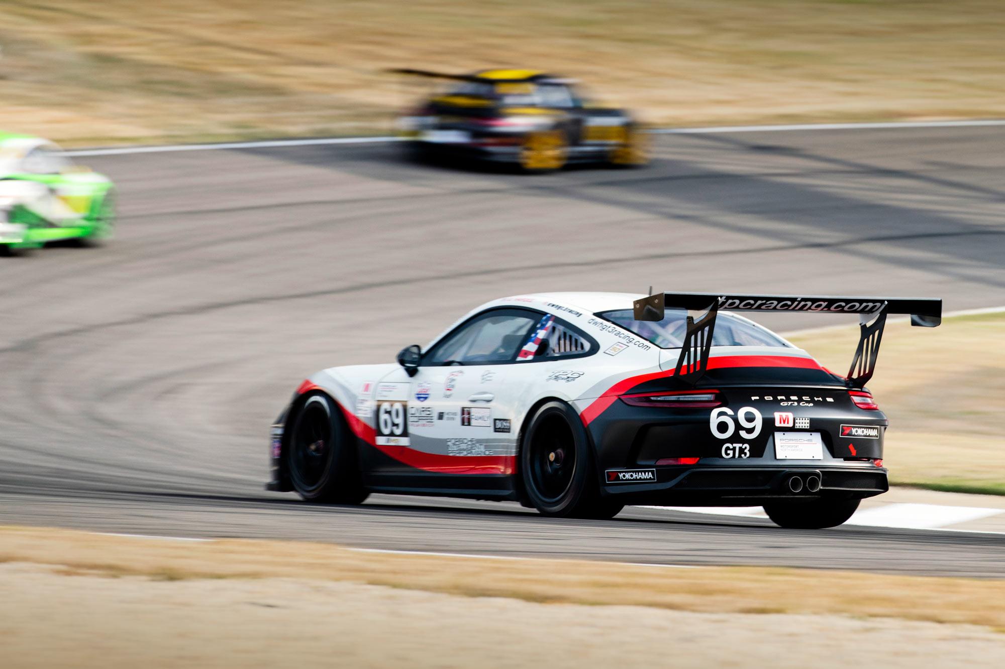 Porsche Sprint Challenge North America Event Image 2