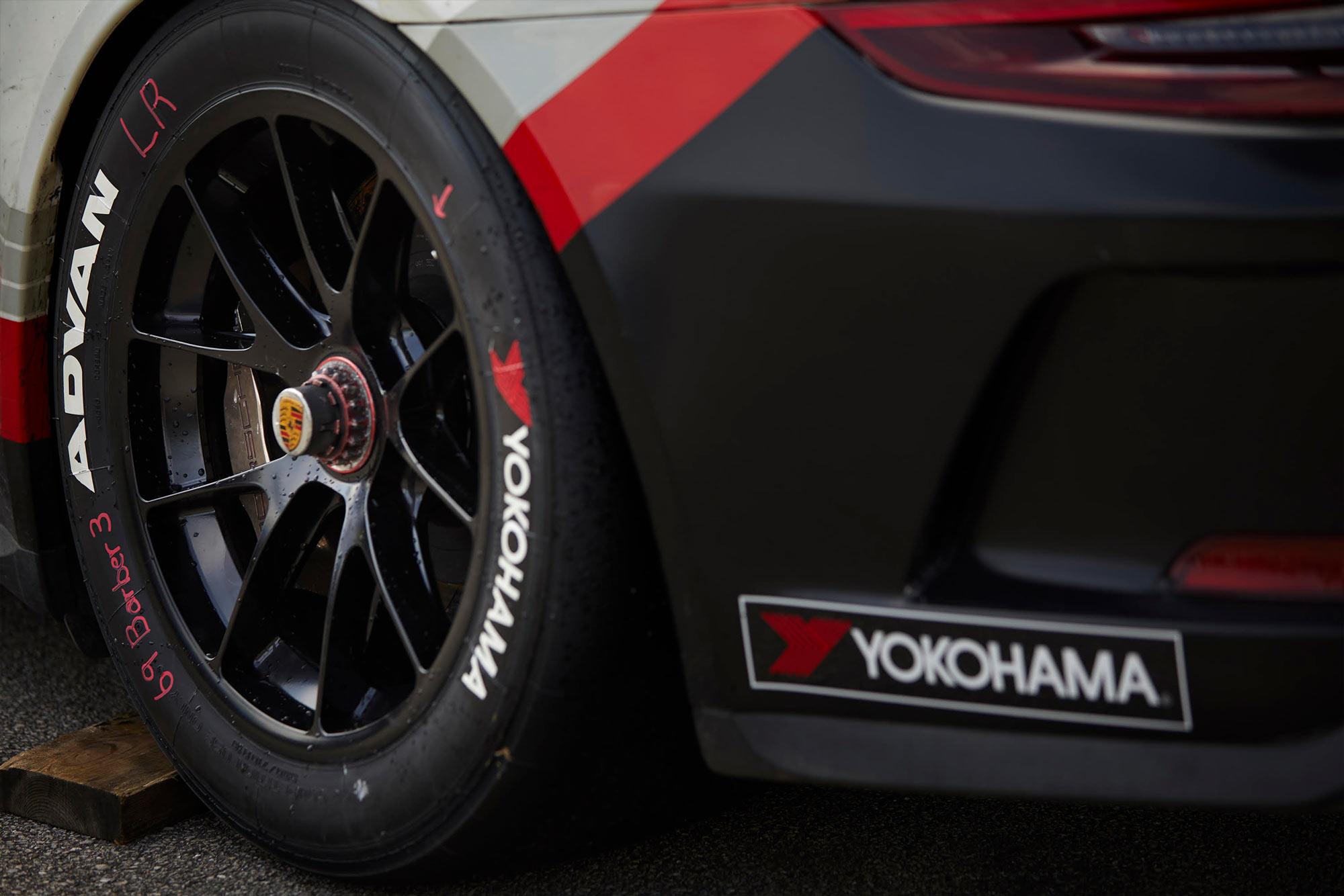 Porsche Sprint Challenge Yokohama image
