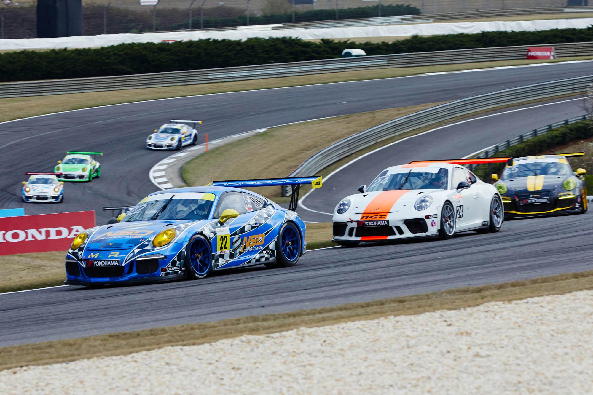Porsche Sprint Challenge North America Event Image
