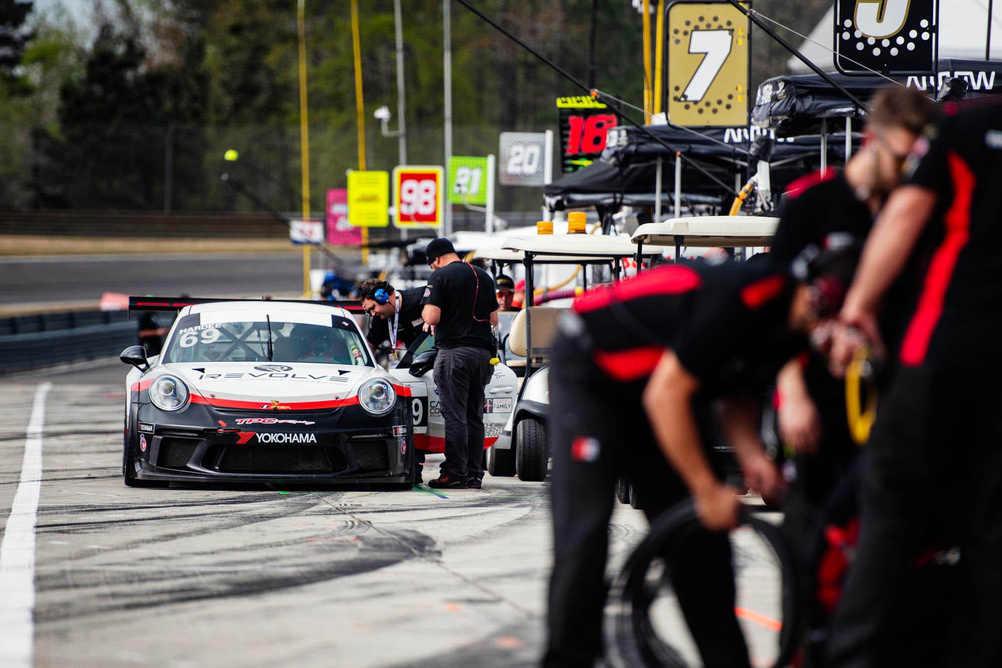 Porsche Sprint Challenge North America Event Image 1