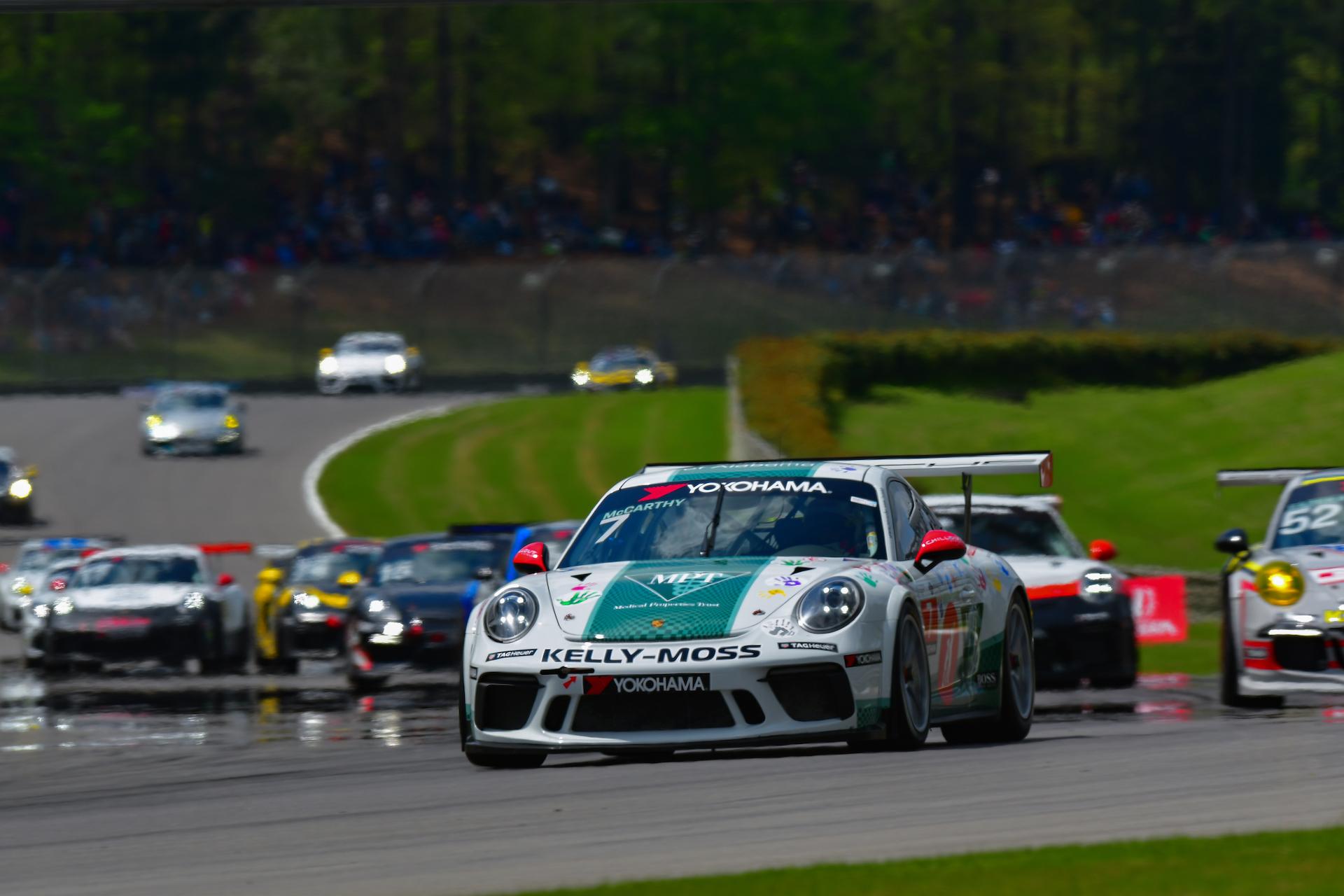 Porsche Sprint Challenge North America Racing Image