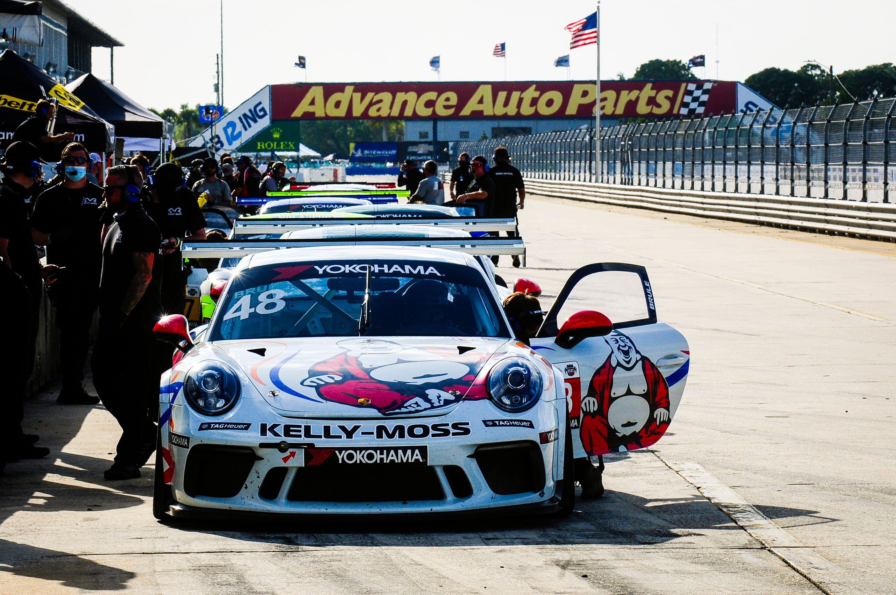 Porsche Sprint Challenge North America Racing Image Compete