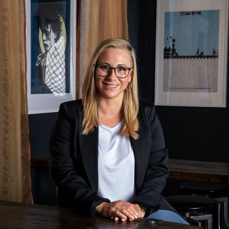 Sarah Eifermann: Business Strategist and Commercial Specialist