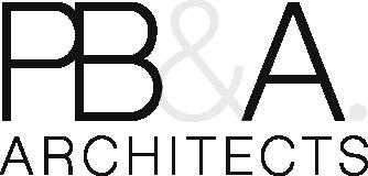PBA Logo Black and White