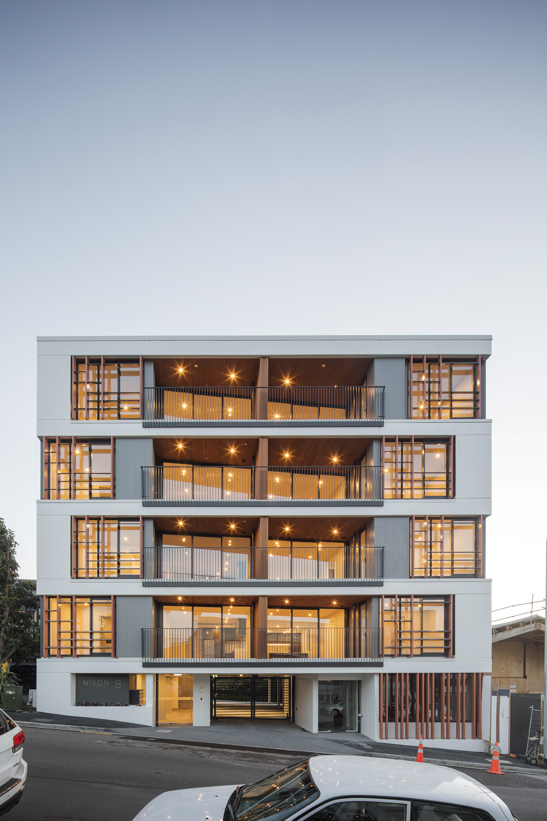 Nixon Central Apartments