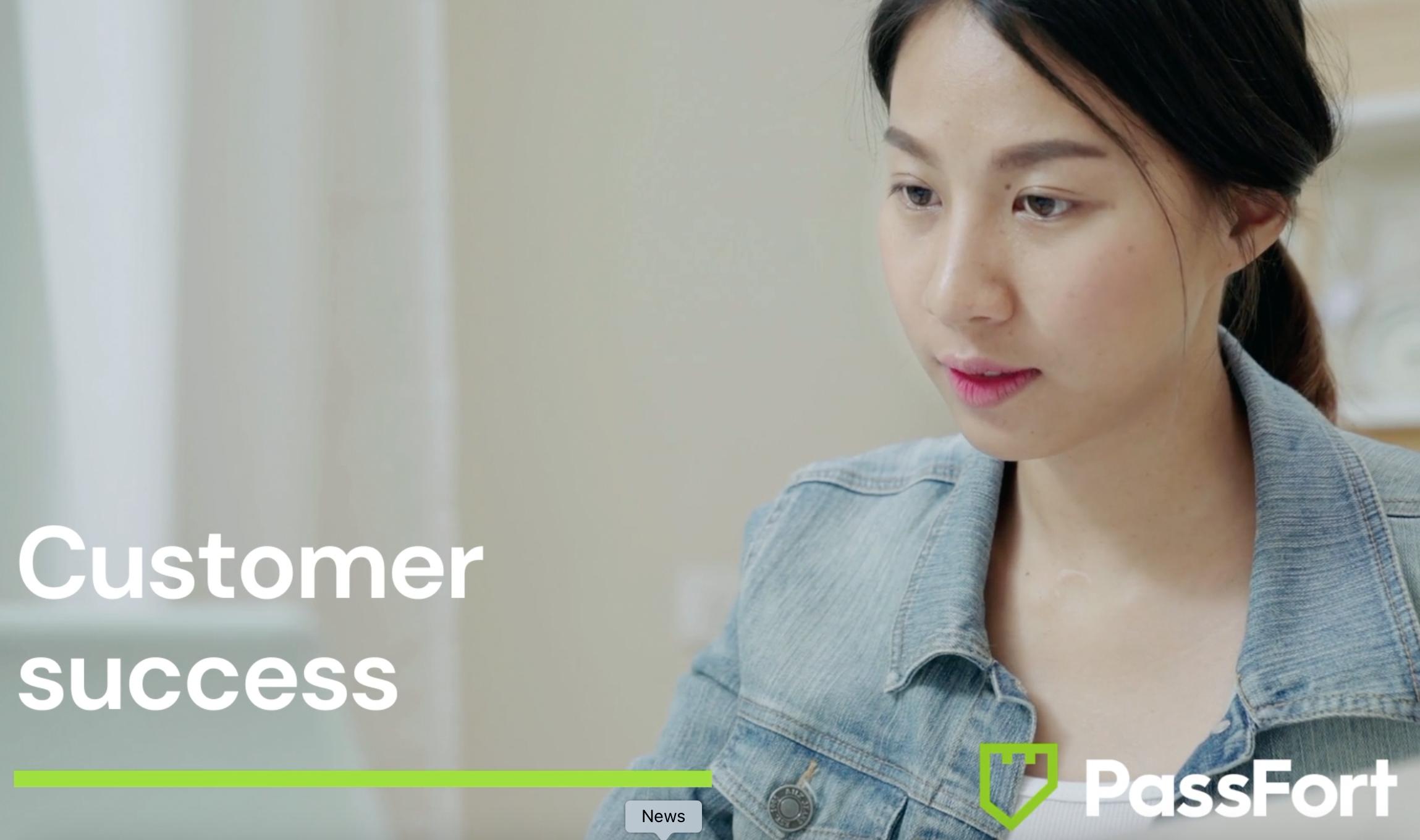 PassFort customer success 2021