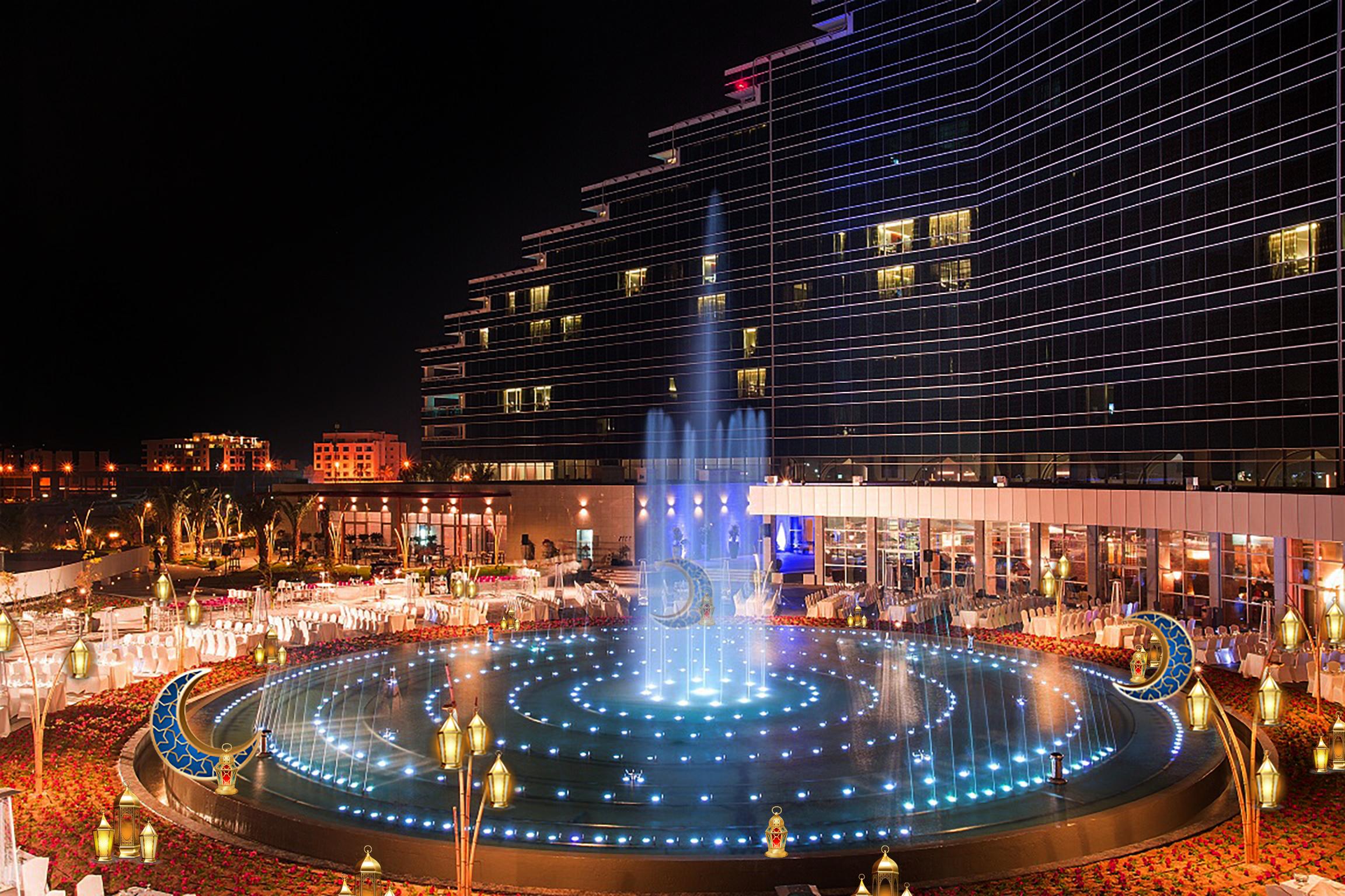 ليالي رمضان في فندق ومنتجع آرت