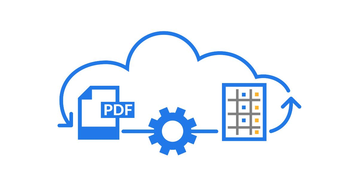 PDF Data Extraction and processing