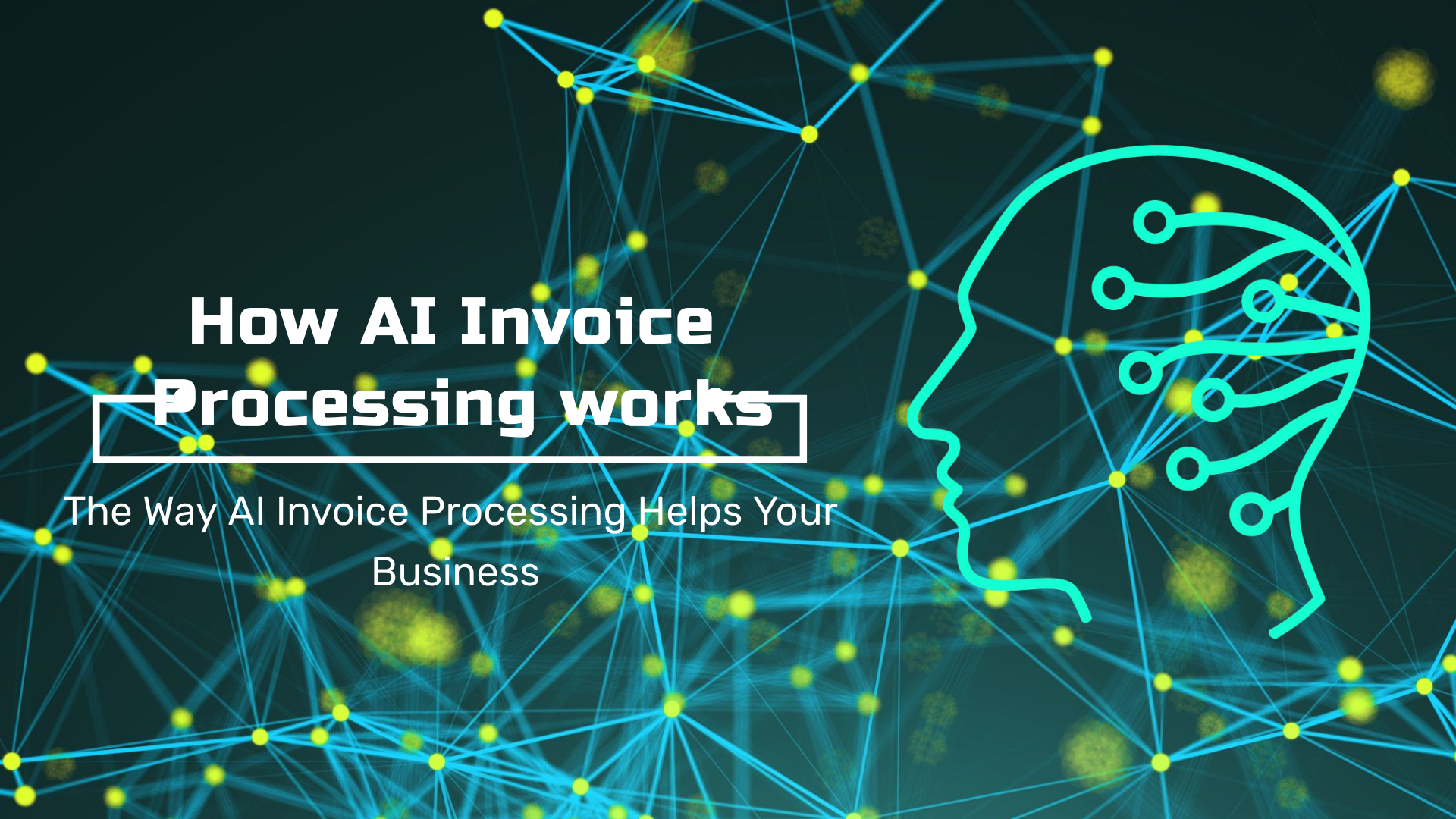 How AI Invoice Processing Works