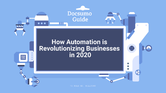A Detailed Guide on How Automation Can Aid Different Industries