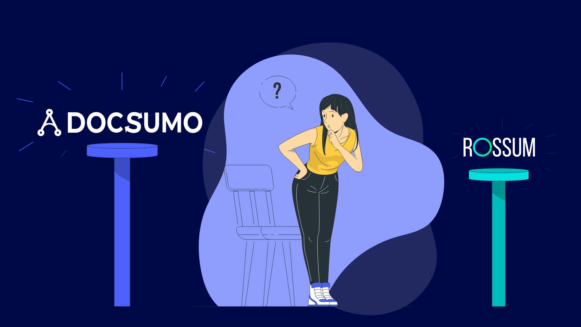 Is Docsumo a good alternative to Rossum?