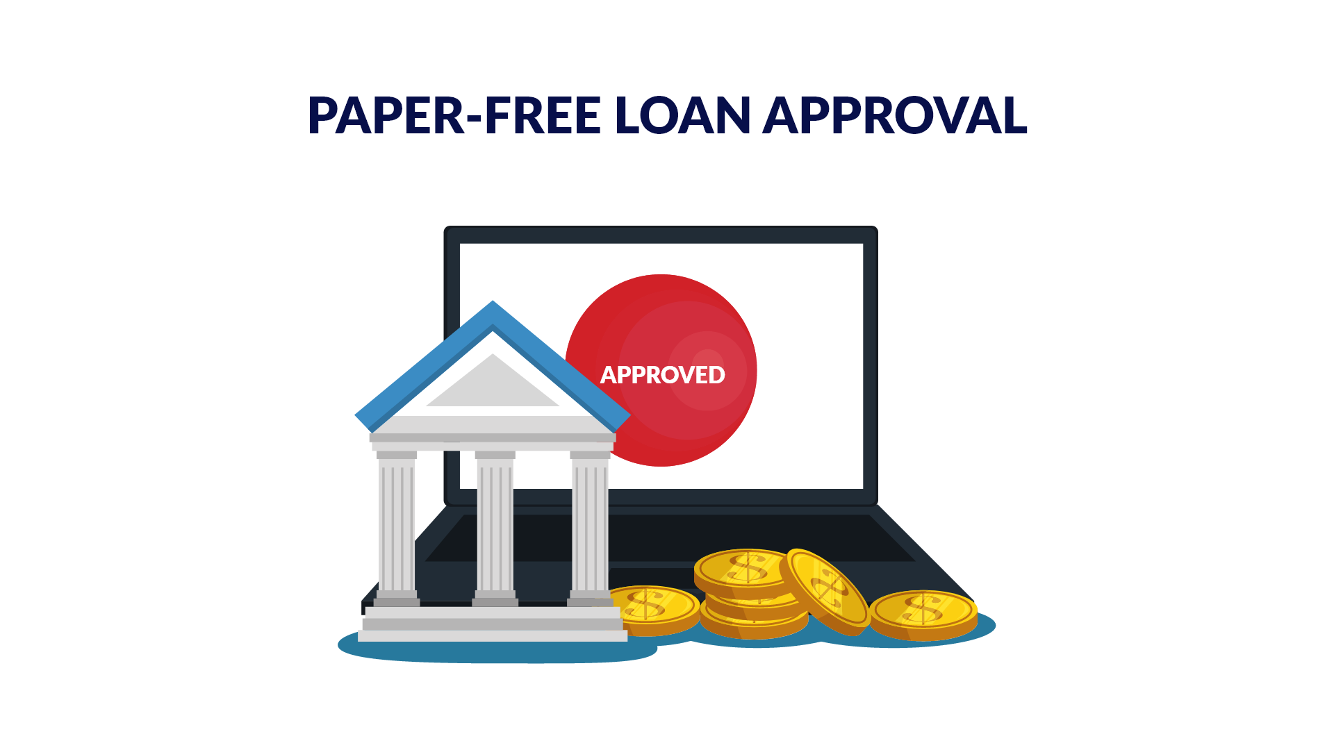 CRE Paperless loan approval