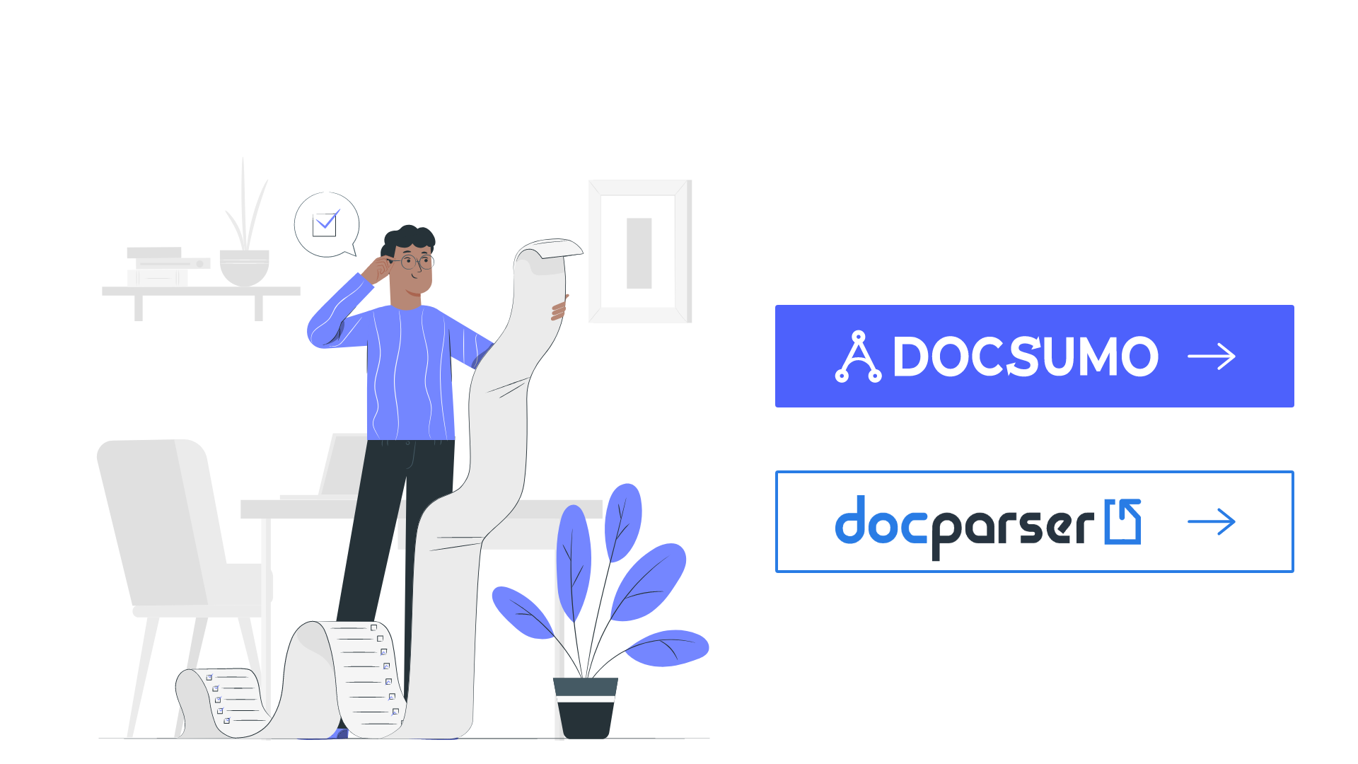 Is Docsumo a good alternative to Docparser?