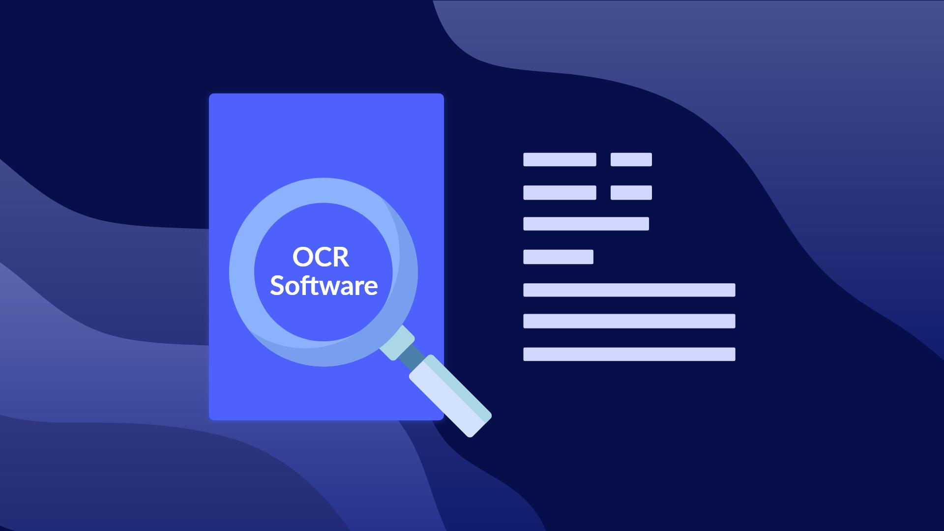 OCR Illustrations