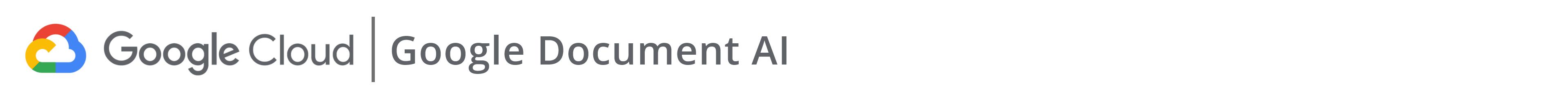 Google Document AI logo