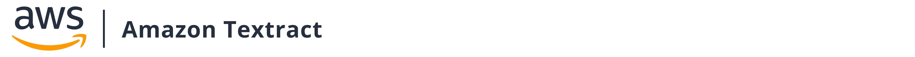 AWS Textract Logo