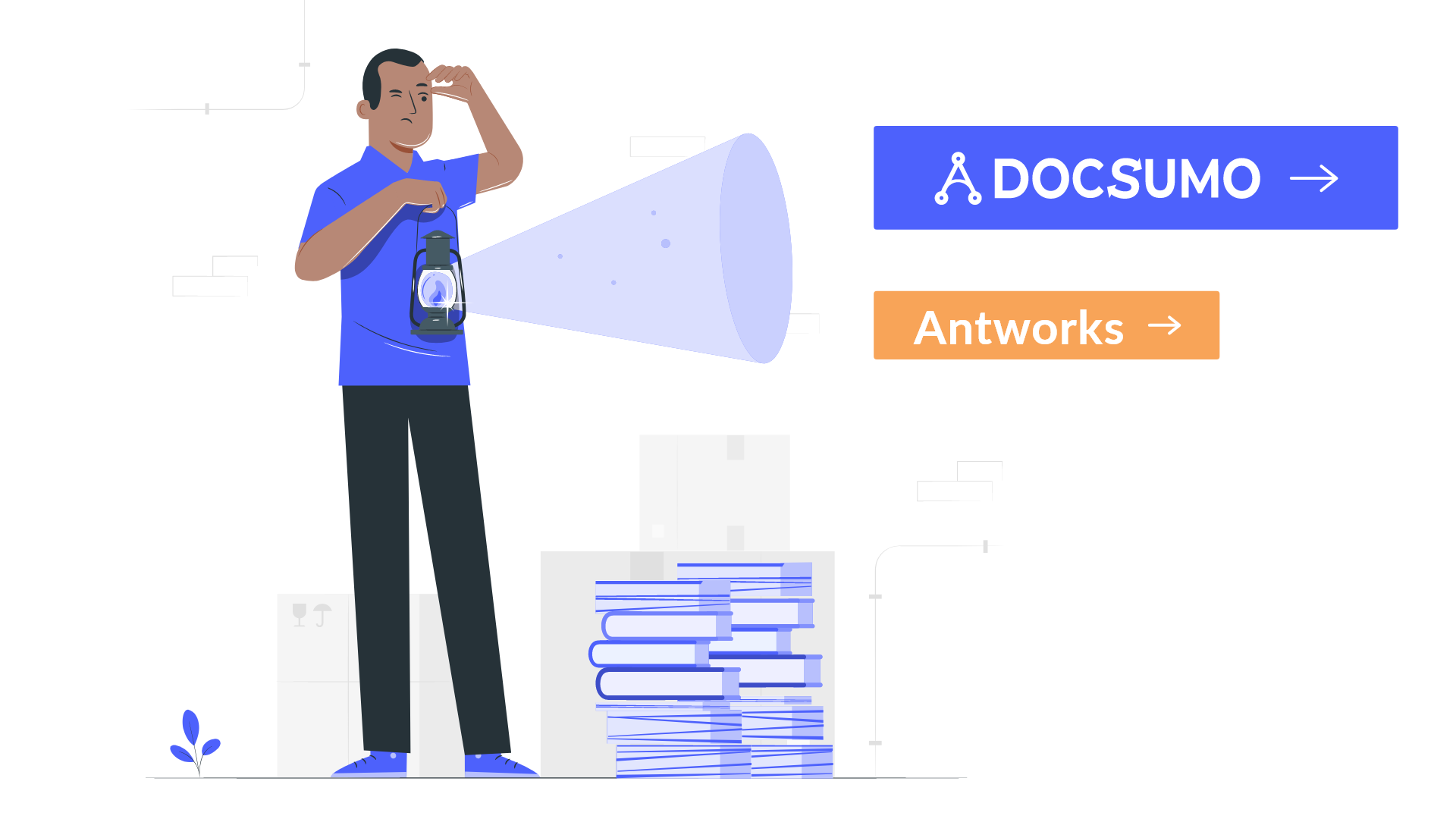 Reasons why you should consider Docsumo as a substitute to Ant.works