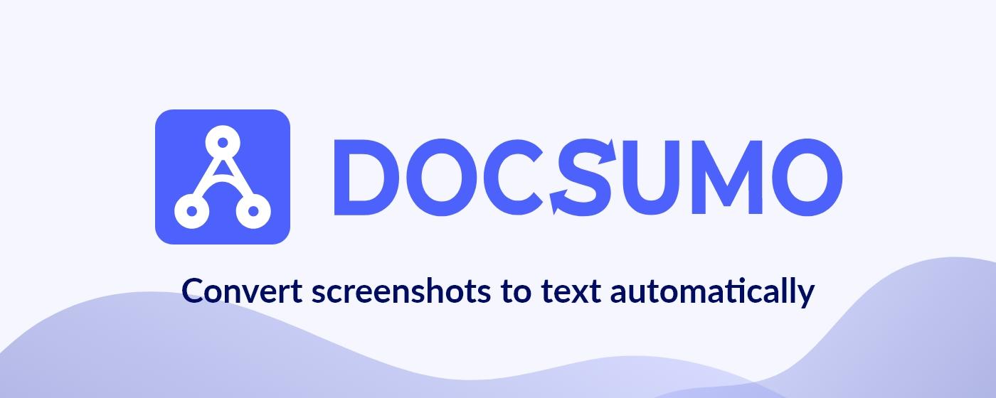 Introducing Screenshot Reader by Docsumo
