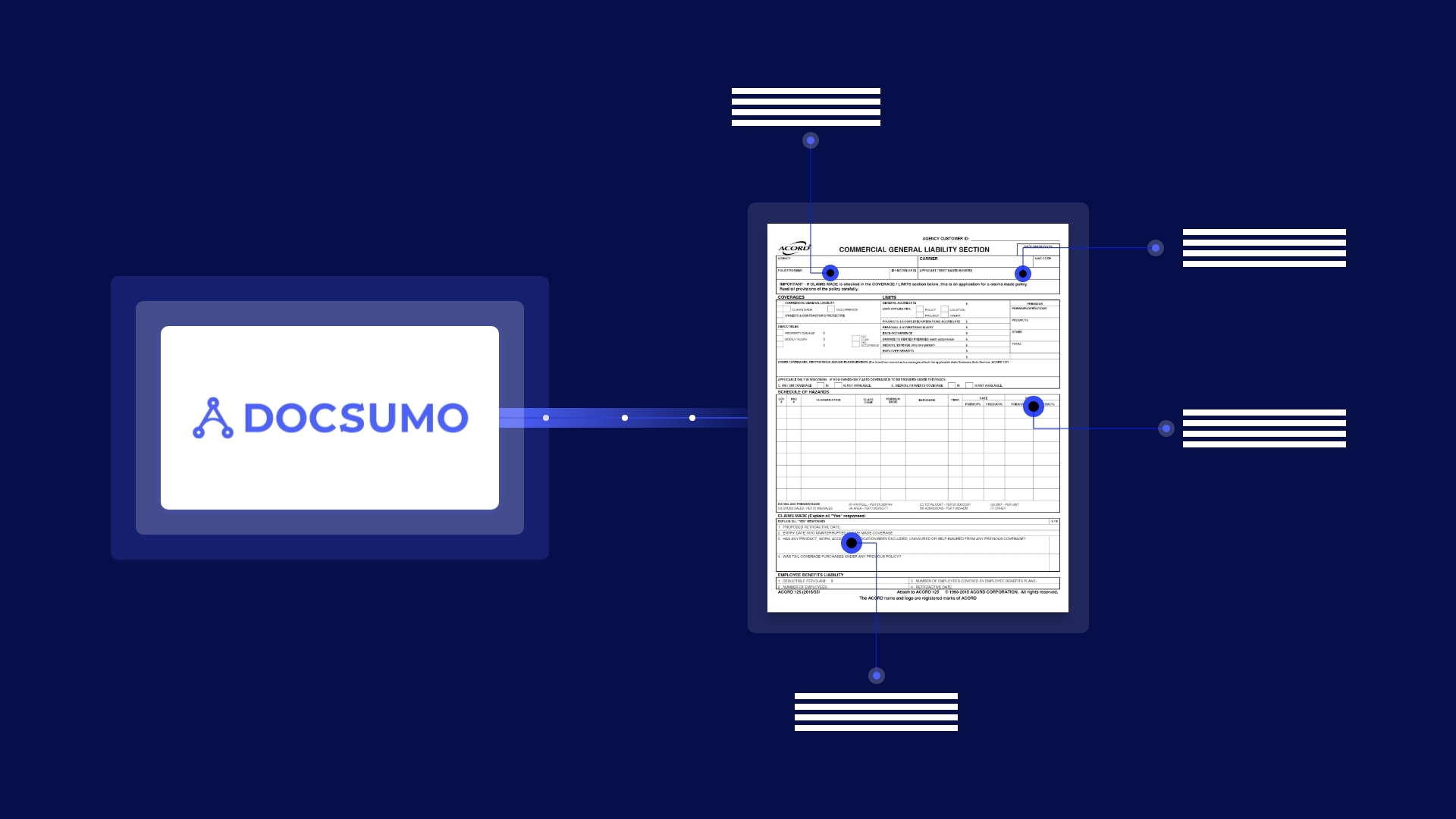 How to train a New Document using Docsumo