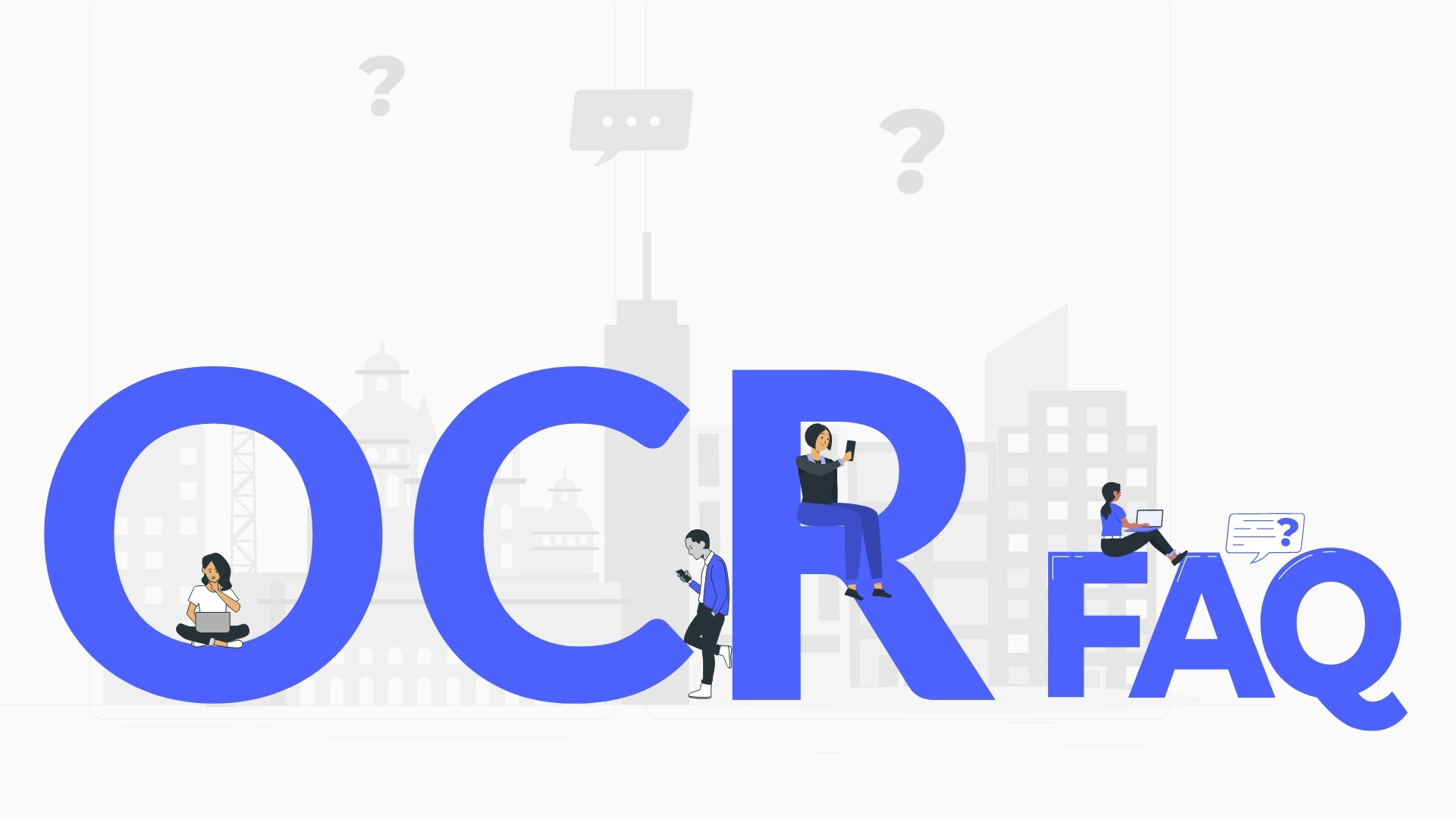 Docsumo Answers Common FAQs about OCR Solutions