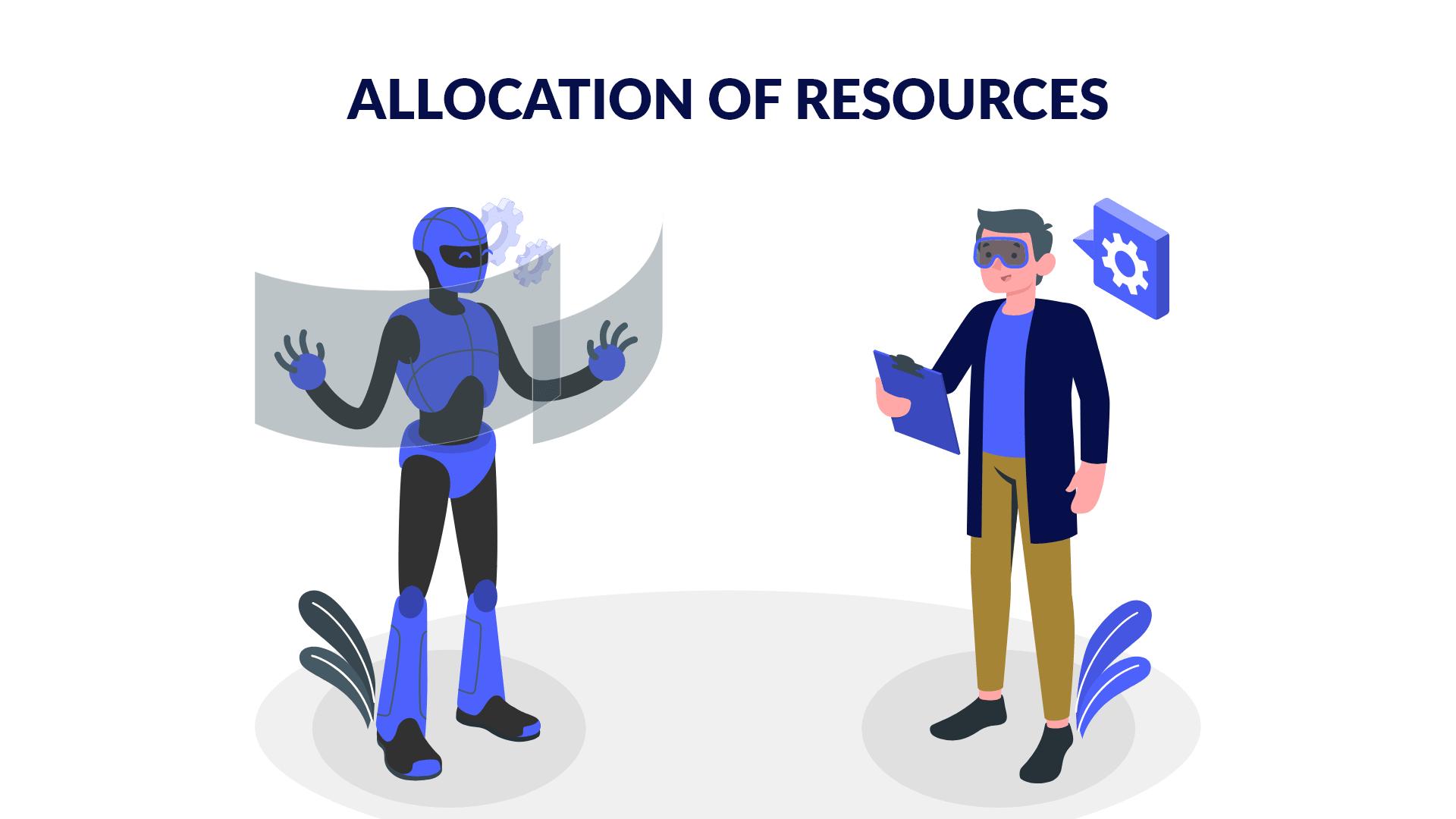 CRE Resource Allocation