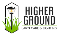 Higher Ground Lawn Care & Lighting logo