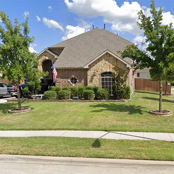 Lawn care in Grand Prairie by Higher Ground Lawn Care & Lighting