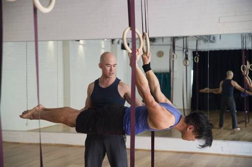 AirSpace Bodyweight Aerial Fitness