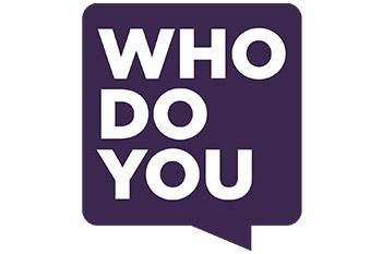 Who Do You Logo