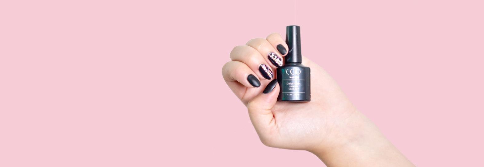 Promotie nagels bij Salon Stralend in Hengelo