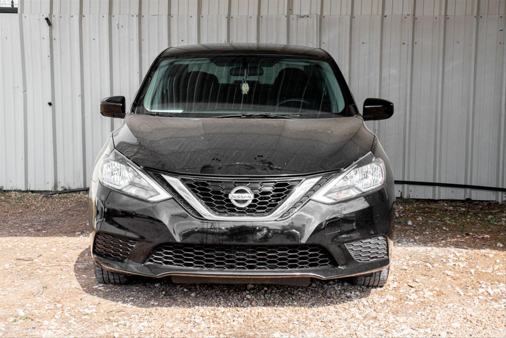 2016 Nissan Sentra S Sedan 4D