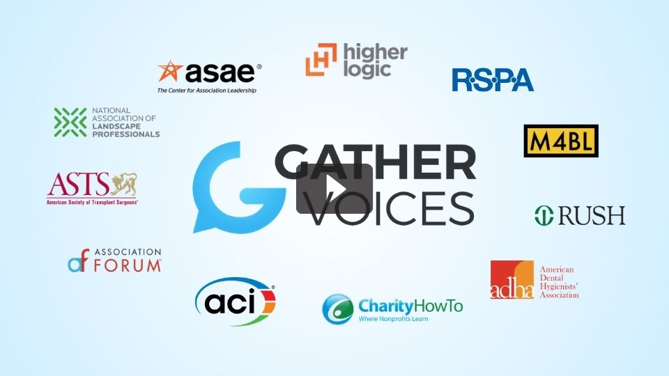 Gather Voices About Video Thumbnail