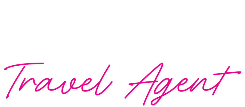 She's My Travel Agent Logo