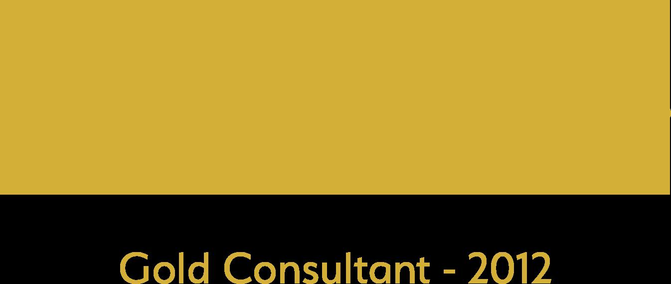 Harvey World Travel - Gold Consultant 2012