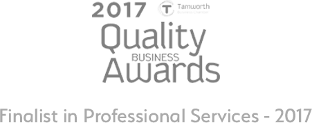 Finalist in Professional Services  - 2017