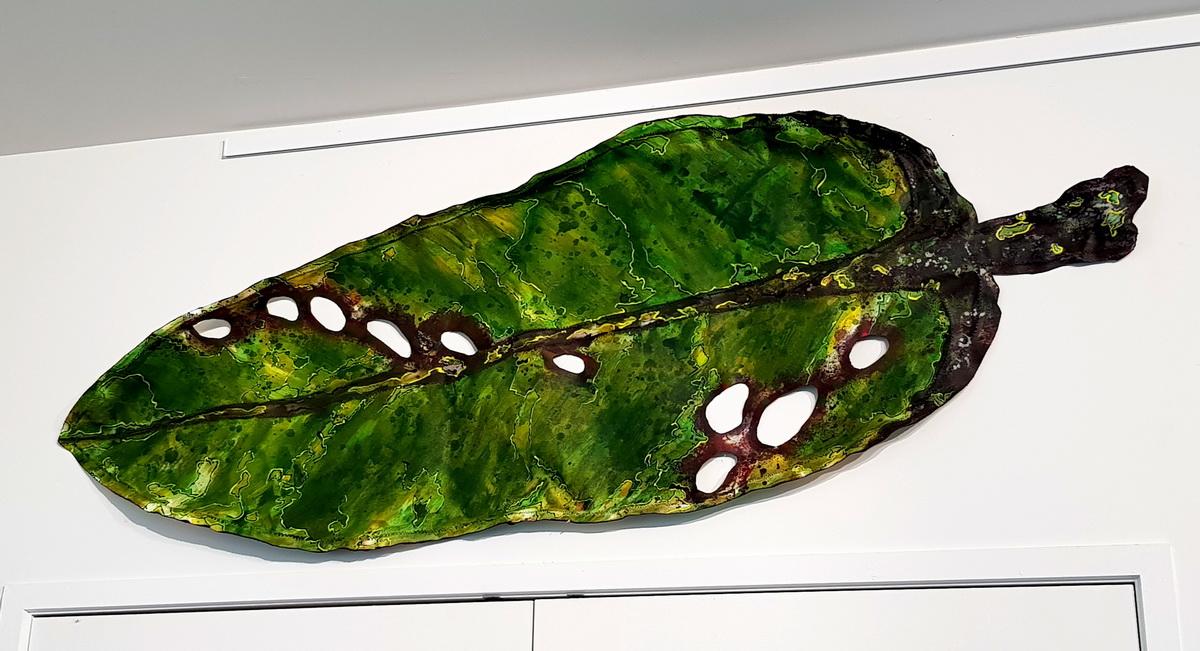 Archetypal Leaf Green