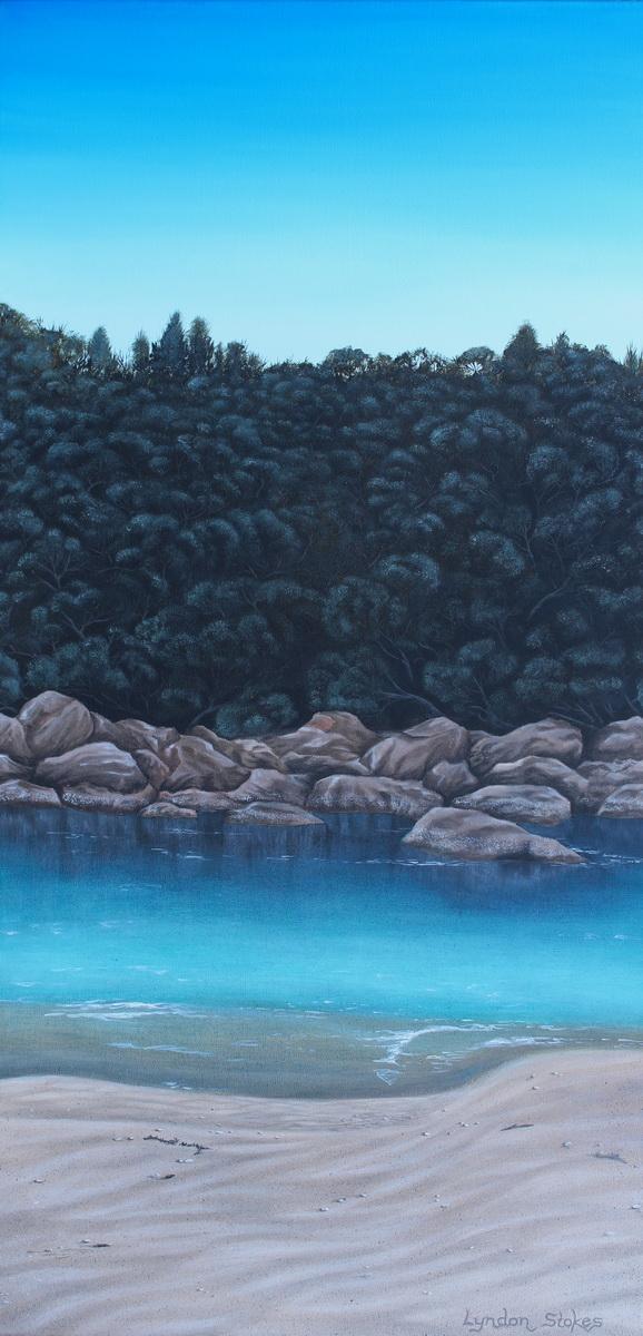 Estuary -Whangamata