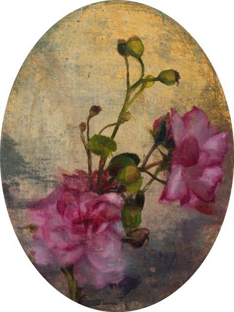 Flower III-Roses