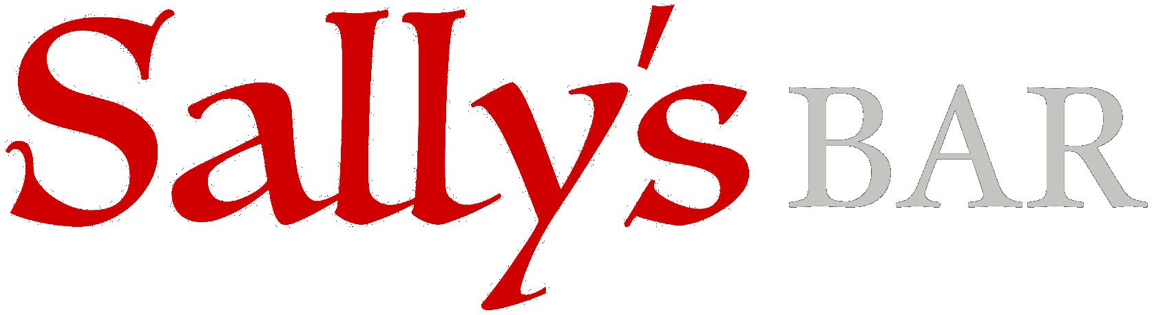 Sally's Bar Logo