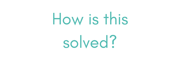 How is it solved
