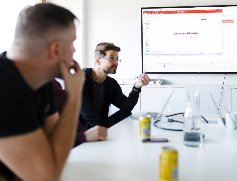 Resource management meetings