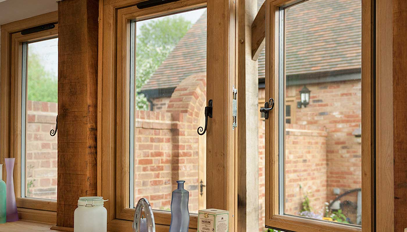 What makes a window secure?