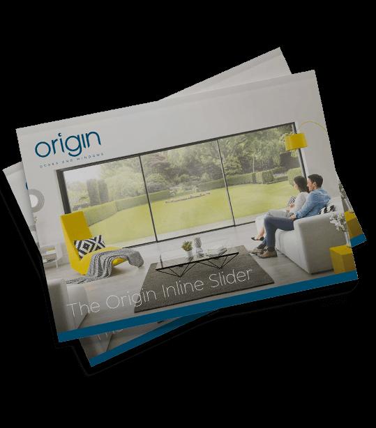 The Origin Inline Slider Brochure