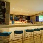 PinaCo bar and menu