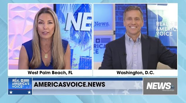 Eric Greitens joins Miranda Khan to Discuss Biden's Border Crisis