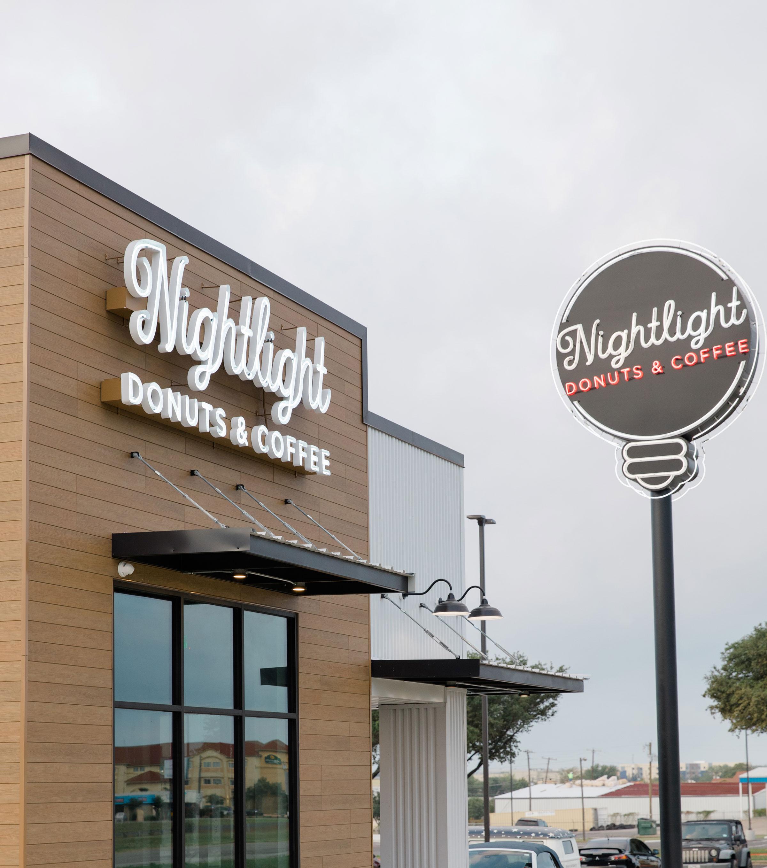 Nightlight Donuts & Coffee Building